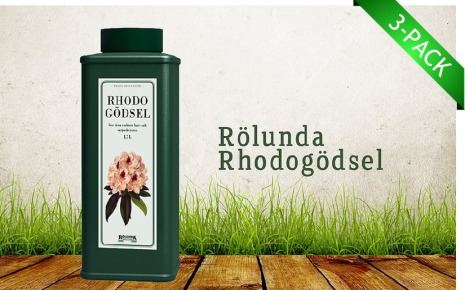 RHODOGÖDSEL - 5,1 LITER