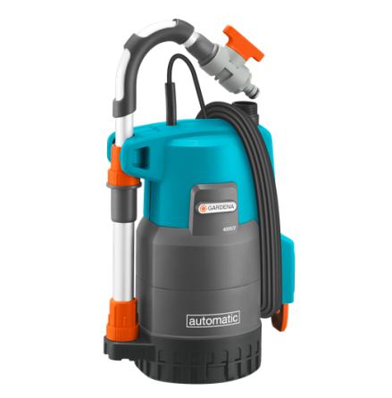 Gardena - Regnvattenpump 4000/2 automatisk