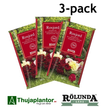 SPECIAL ROSJORD 50L - 3-PACK