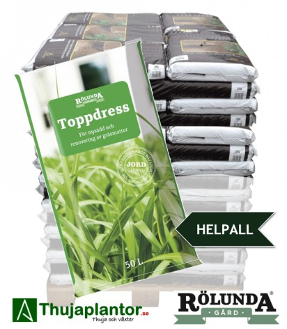 NATUR TOPPDRESS - HELPALL 39x50L